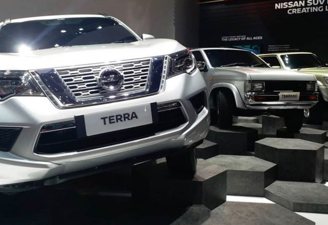 Nissan Terra SUV (Fortuner Rival) Greets Indonesia At GIIAS 2018 2