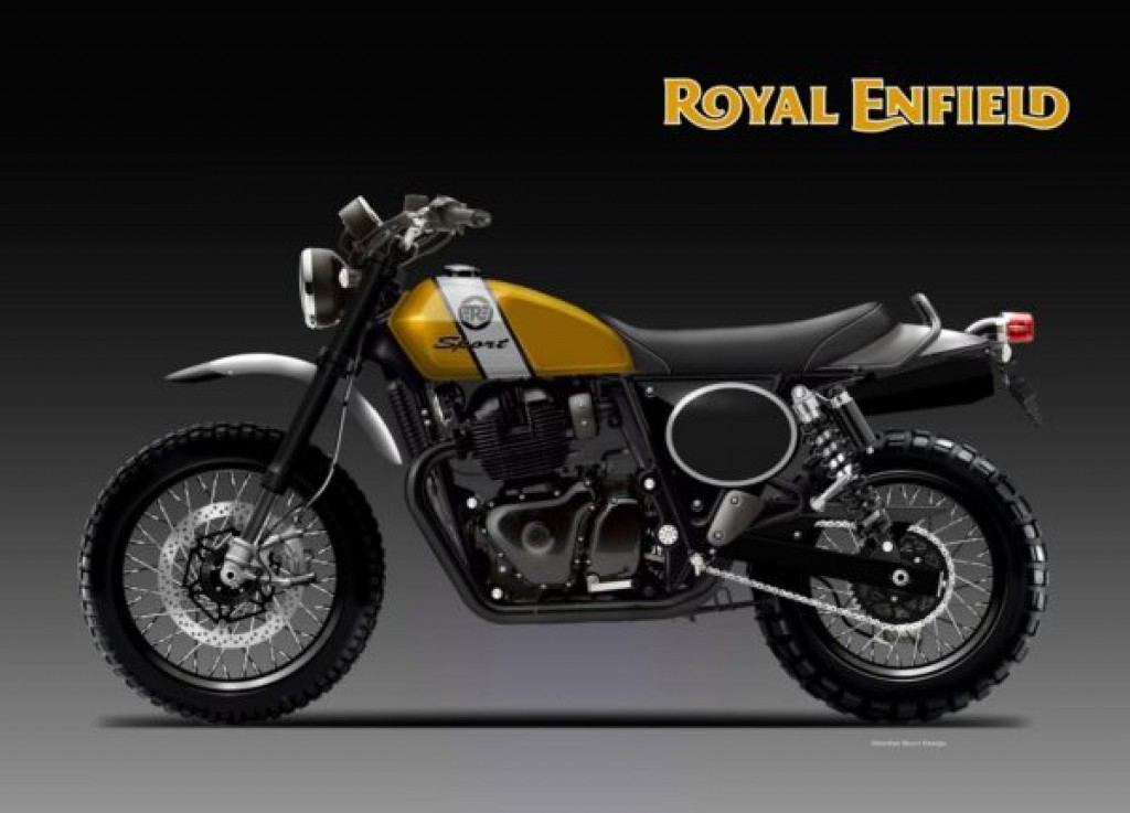List of Royal Enfield motorcycles