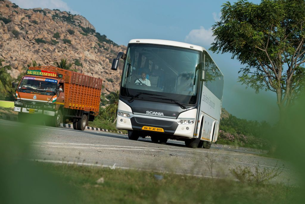 Scania Stopped Production Of Buses In India Reportedly