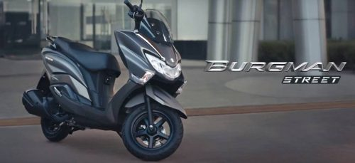 Suzuki Burgman Street 125 India Launch, Price, Specs, Mileage, Booking, Features, Top Speed