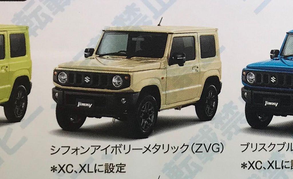 Suzuki-Jimny-Sierra-Brochure-leaked-3