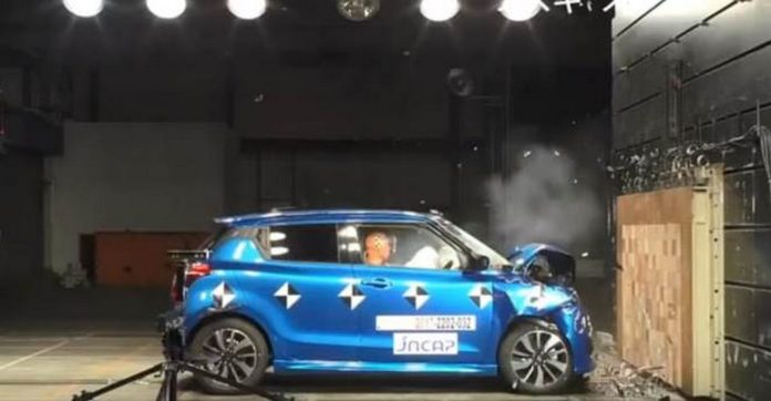 Suzuki-Swift-scores-5-stars-in-JNCAP
