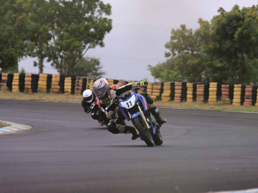 TVS Racing 2018 INMRC TVS One Make Championship Apache RTR 200
