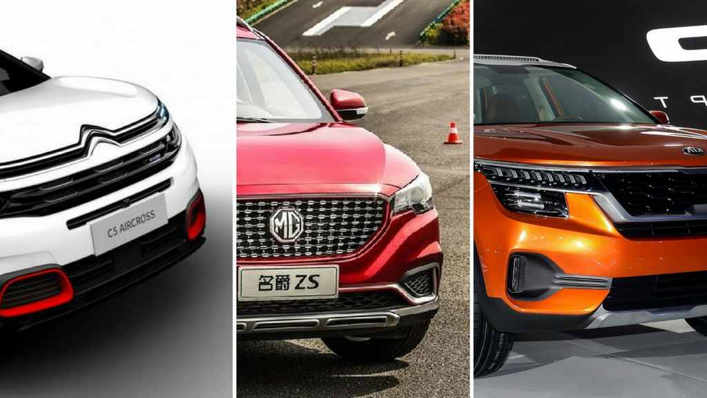Three New Brands Launching SUVs In India In 2019