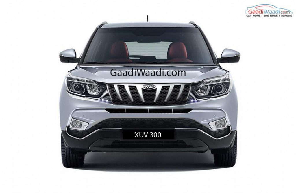 Olx Cars And Prices >> Mahindra XUV300 India Launch, Price, Engine, Specs, Mileage, Features, Review