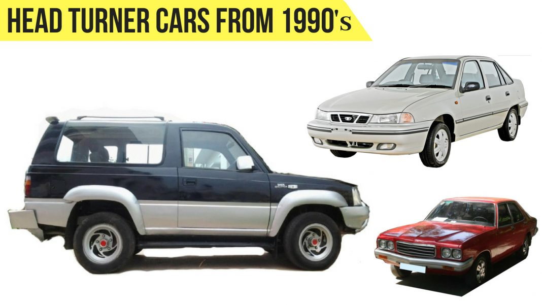best cars from 1990