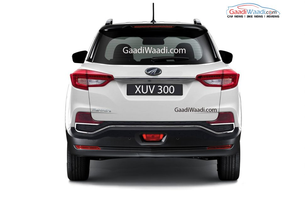 mahindra xuv300 s201rear final