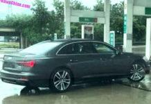 2018 Audi A6 L China