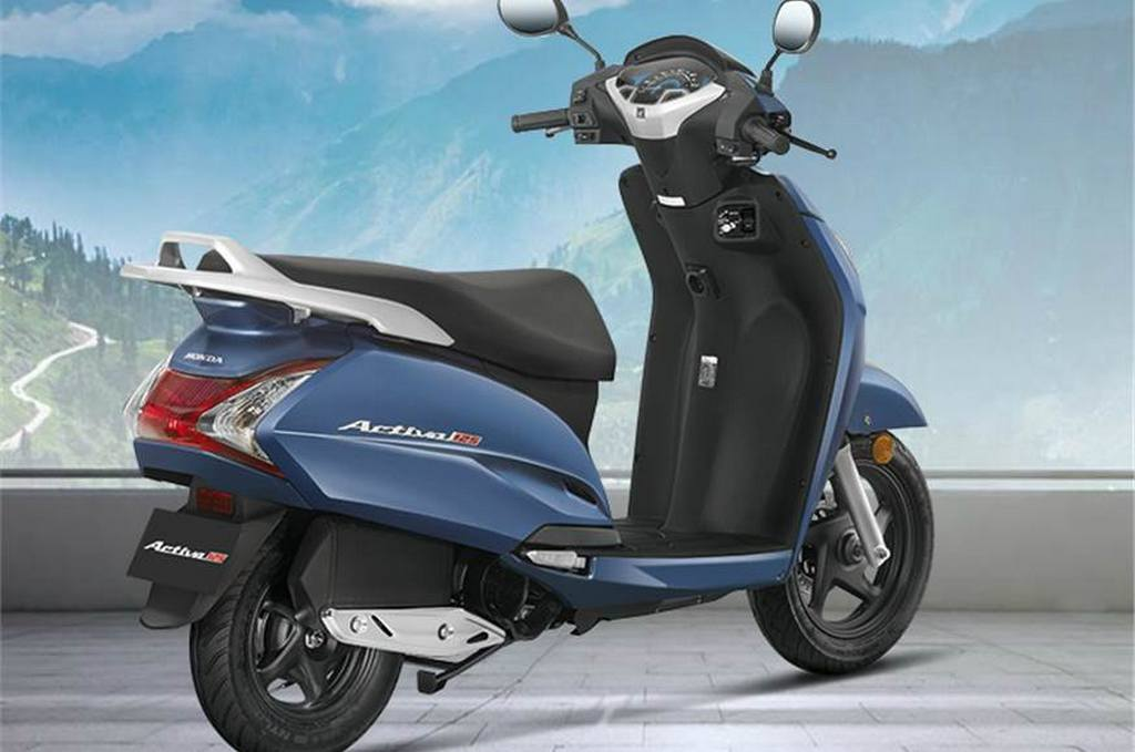 2018 Honda Activa 125 Launched At Rs. 59,621; Gets LED Headlamp 1