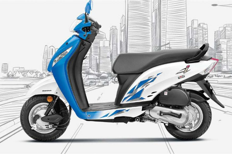 2018 Honda Activa I Launched In India At Rs 50 010