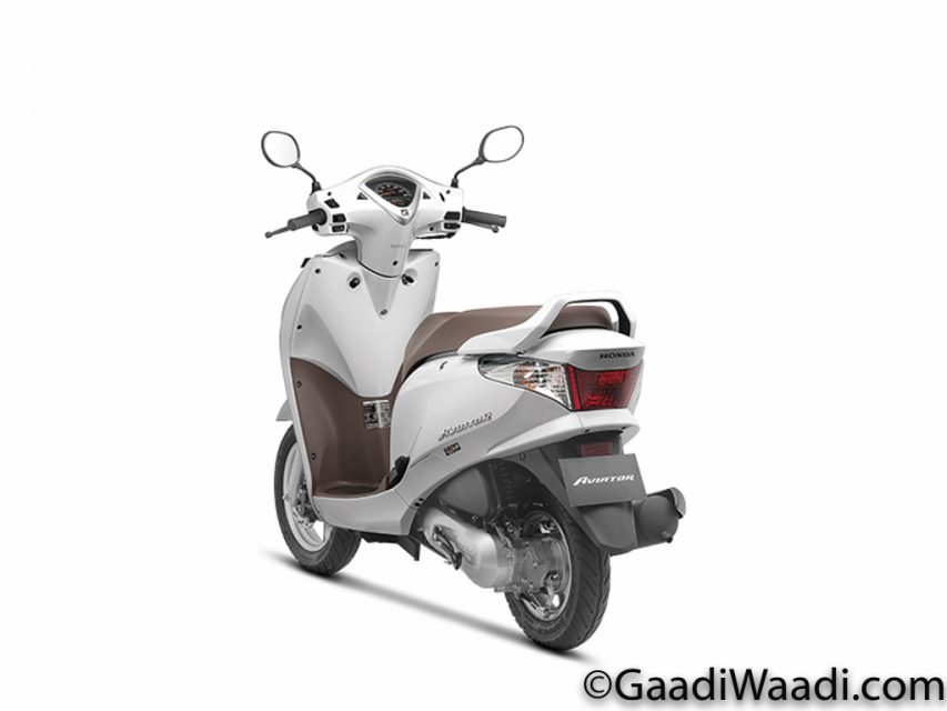 2018 Honda Aviator Launched In India, Price, Engine, Specs, Features, Mileage, Booking 1