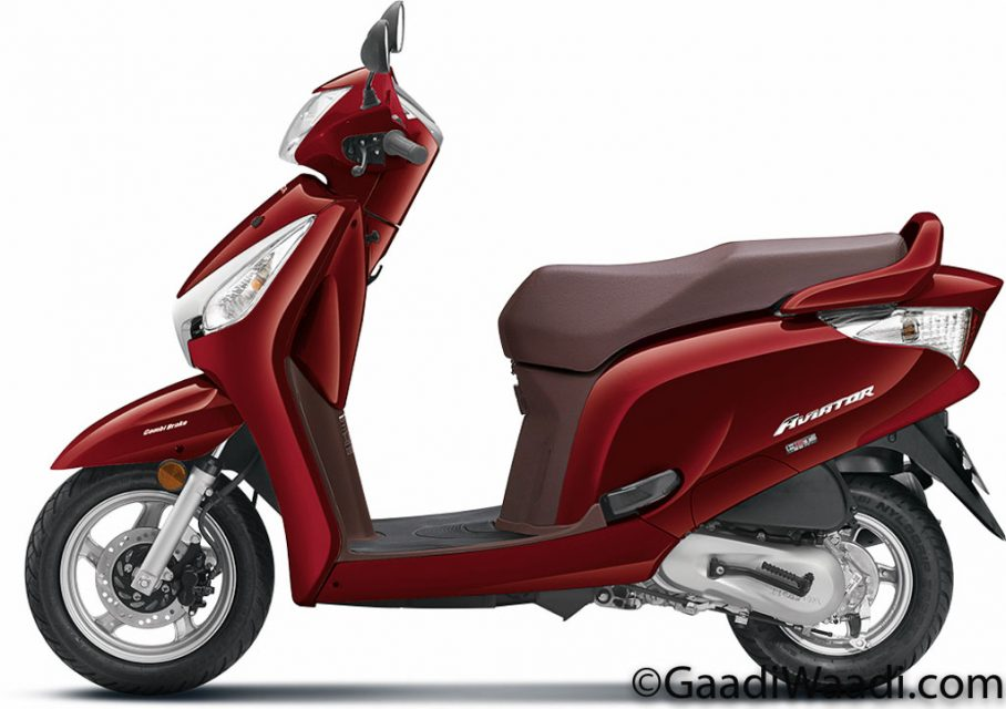 2018 Honda Aviator Launched In India, Price, Engine, Specs, Features, Mileage, Booking 5
