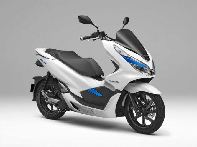 2018-Honda-PCX-Electric-scooter