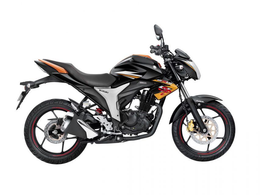 2018 Suzuki Gixxer SP 1