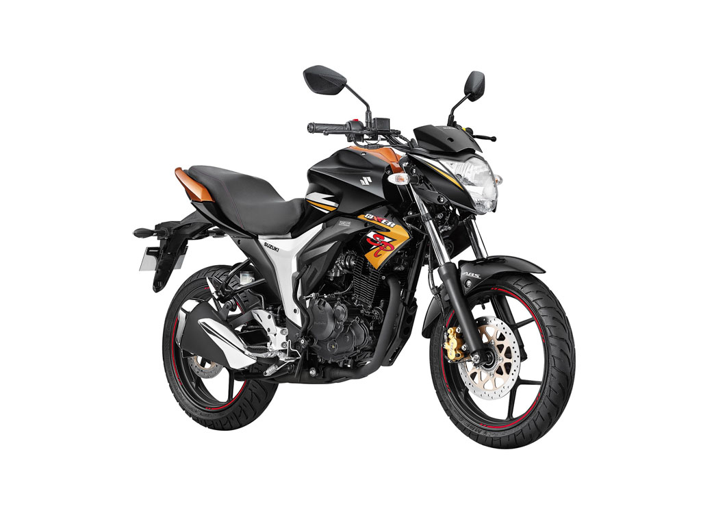 2018 Suzuki Gixxer SP