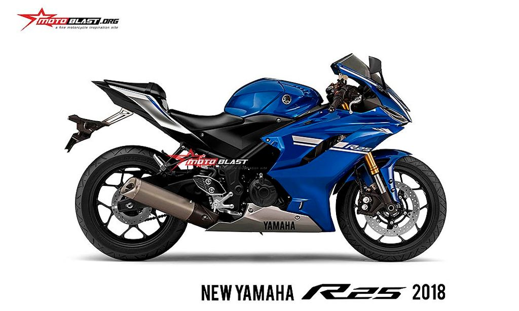 allnew 2019 yamaha yzfr25 likely launch in giias 2018
