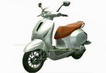 2019 Bajaj Chetak Chic Electric (bajaj scooter comeback)