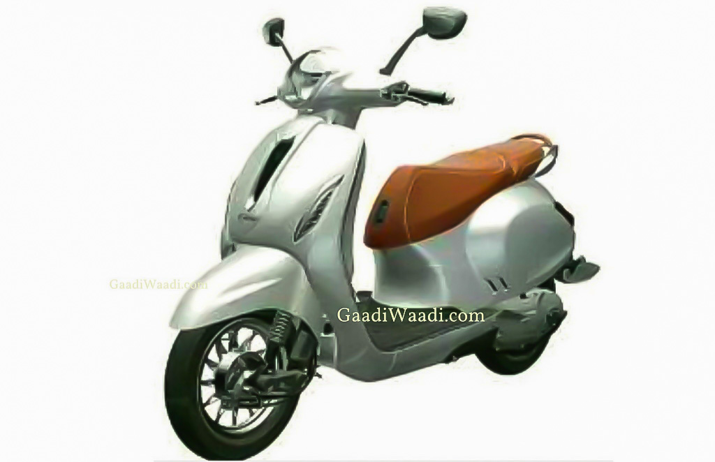 2019 Bajaj Chetak Chic Electric (bajaj scooter comeback)
