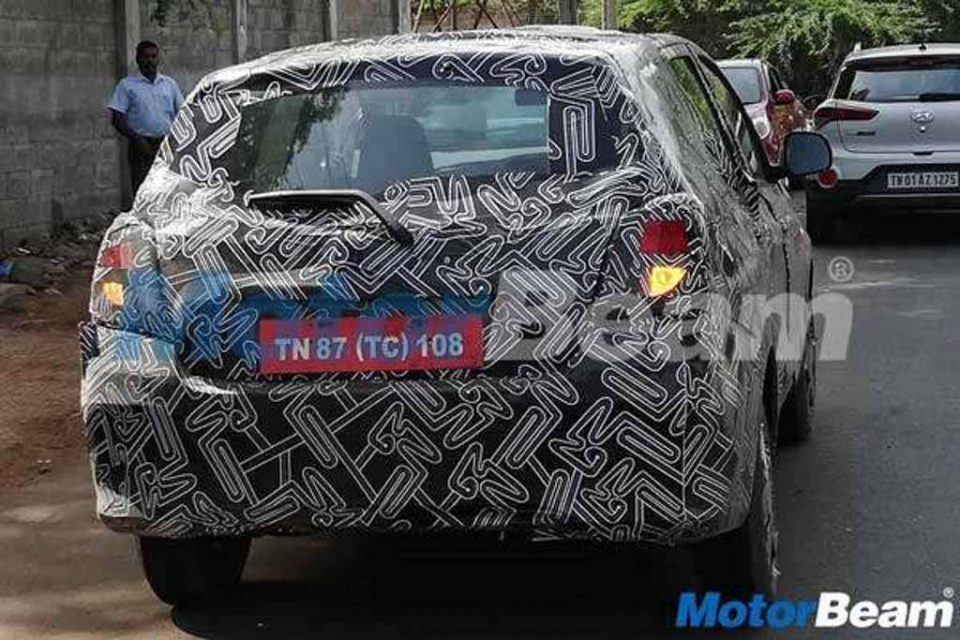 2019 Datsun GO Plus Facelift Spotted 1