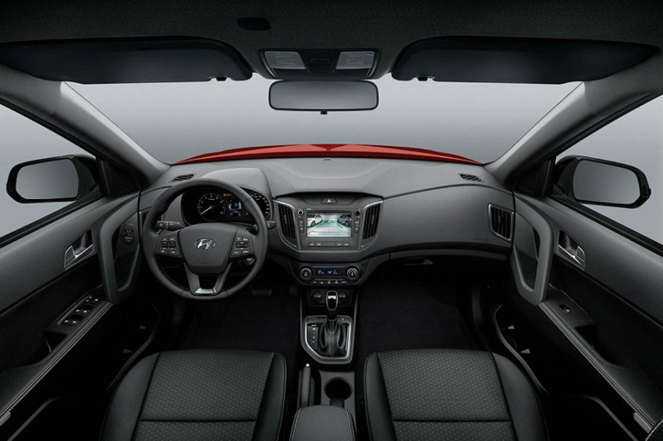 2019 Hyundai Creta Sport Interior
