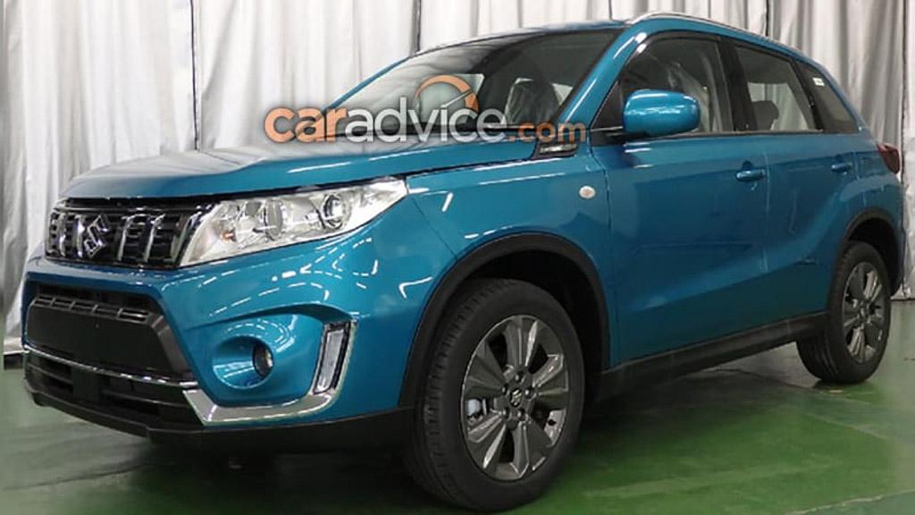 2019 Suzuki Vitara_