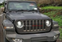 All-New Jeep Wrangler 4x4 Spotted Again In India; Launch Likely In 2019