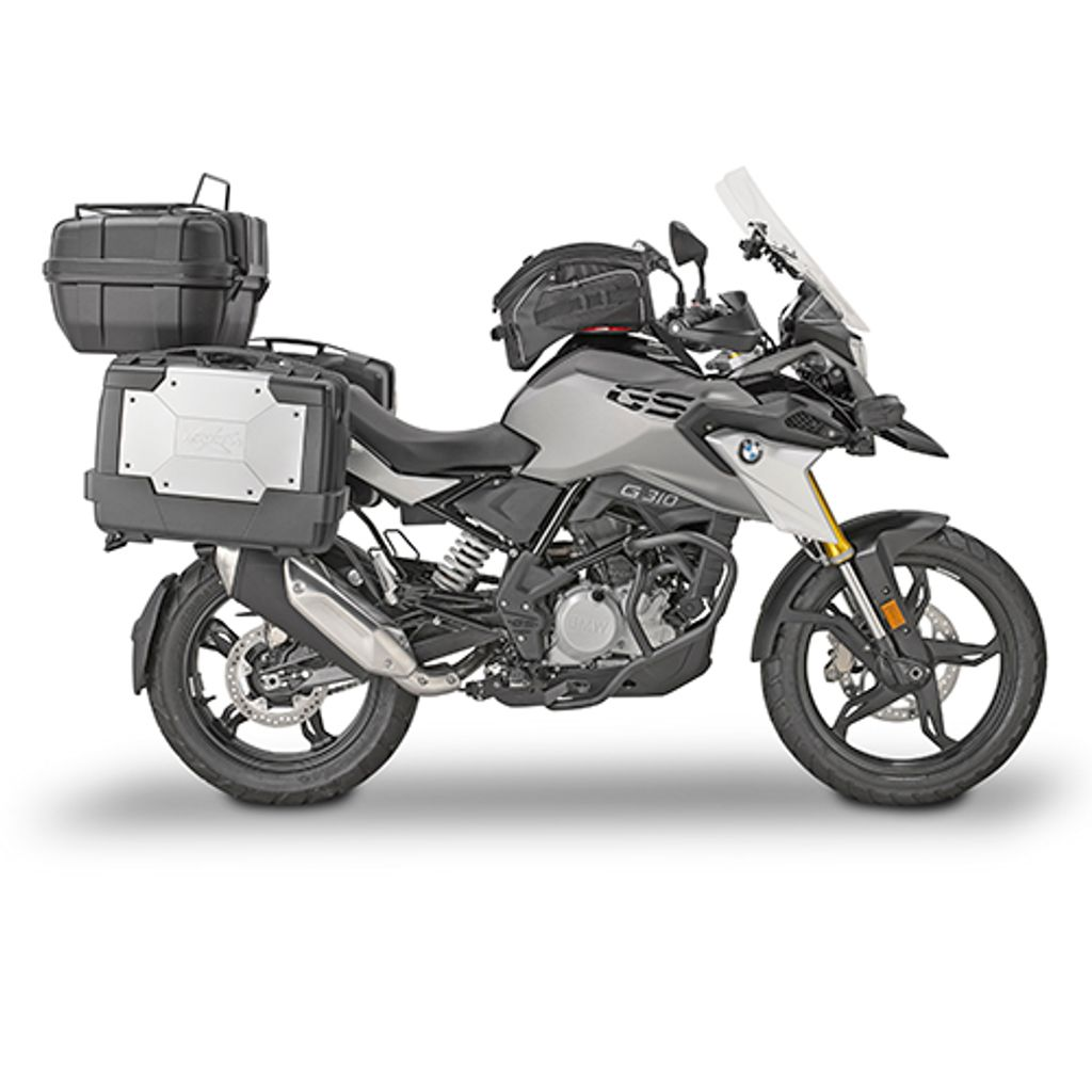 these bmw g310 gs accessories make off roading a. Black Bedroom Furniture Sets. Home Design Ideas