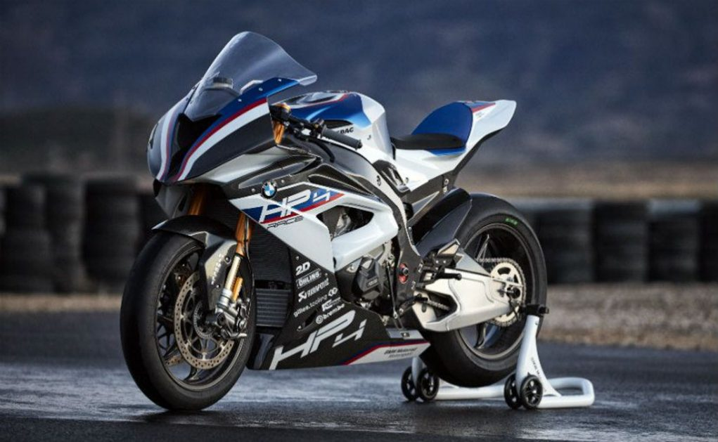 BMW HP4 Race Launched In India 1