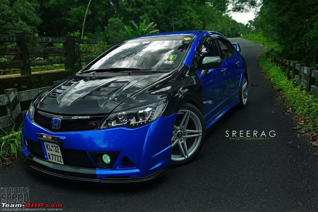 This Modified Honda Civic Reminds Us Why It S A Dream Custom Car