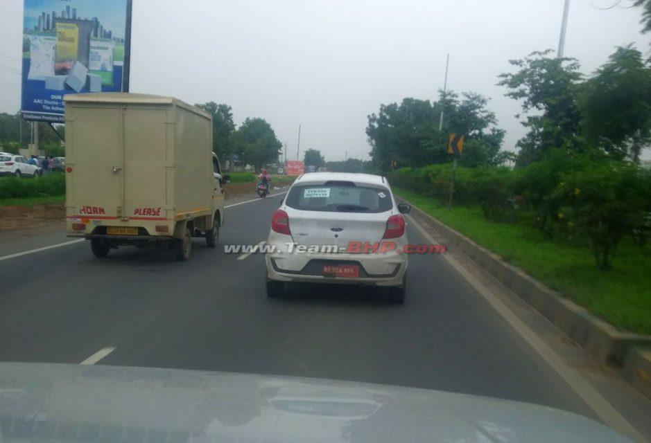 Ford Figo CNG India Launch, Price, Specs, Mileage 1