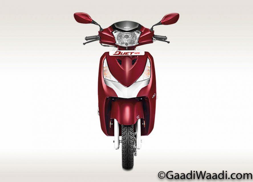 Hero Duet 125 India Launch, Price, Specs, Features, Mileage, Booking 7