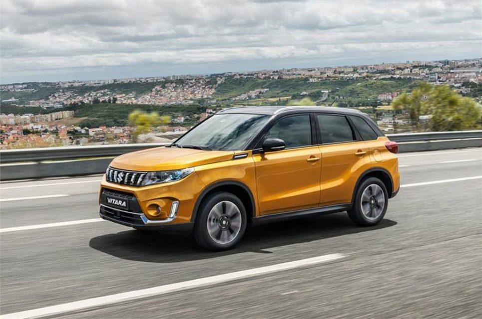 India-Bound 2019 Suzuki Vitara (Compass Rival) Unveiled FINALLY! 1