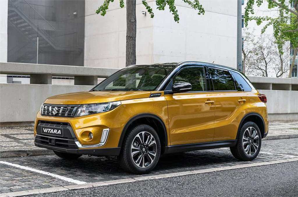 India-Bound 2019 Suzuki Vitara (Compass Rival) Unveiled FINALLY!