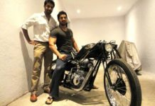 Light-Foot-by-Rajputana-Customs-3 (Modified Royal Enfield Standard 500 )