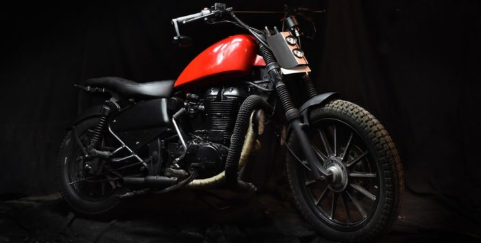MCBC-Studio-Thunderbird-1 ( Royal Enfield Customised)