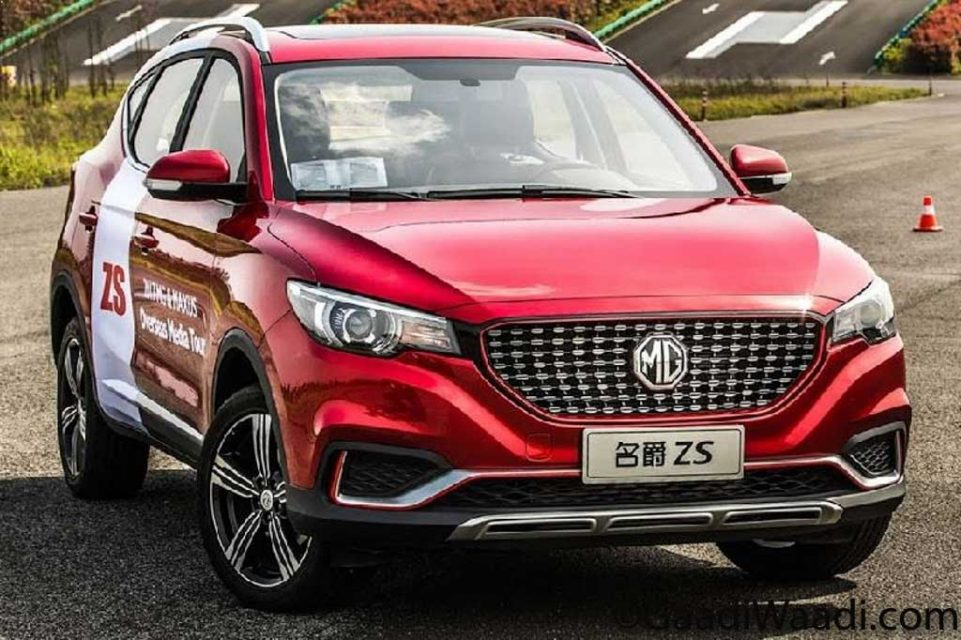 MG Motor Confirms Launching First SUV (Creta Rival) In Early 2019 2
