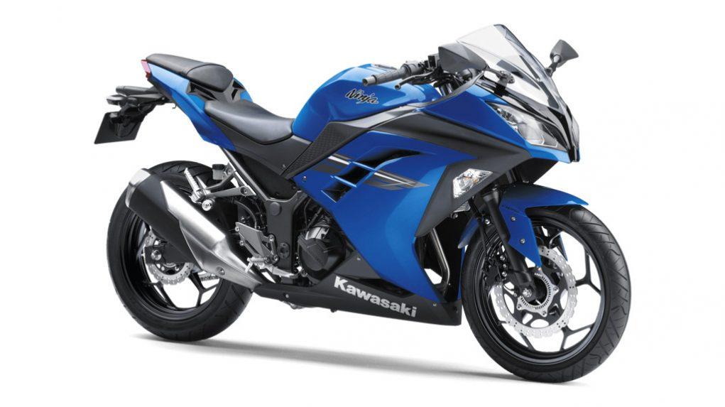 Made-In-India Kawasaki Ninja 300 With ABS Launched At Rs. 2.98 Lakh (2018 Kawasaki Ninja 300 Price)