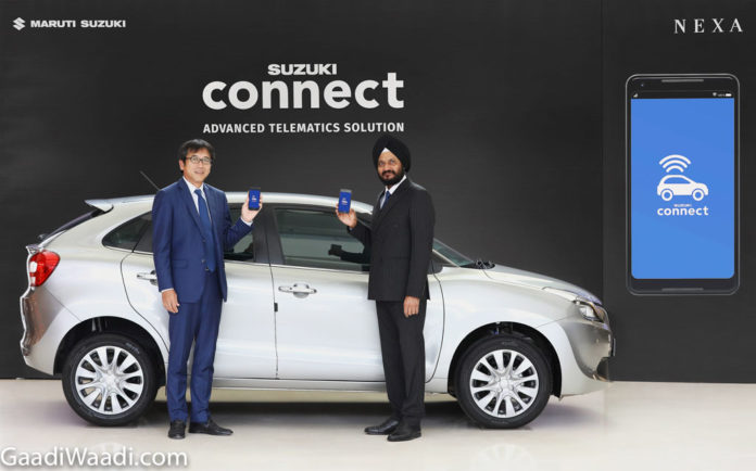 Maruti Suzuki Connect India Launched; Features Explained