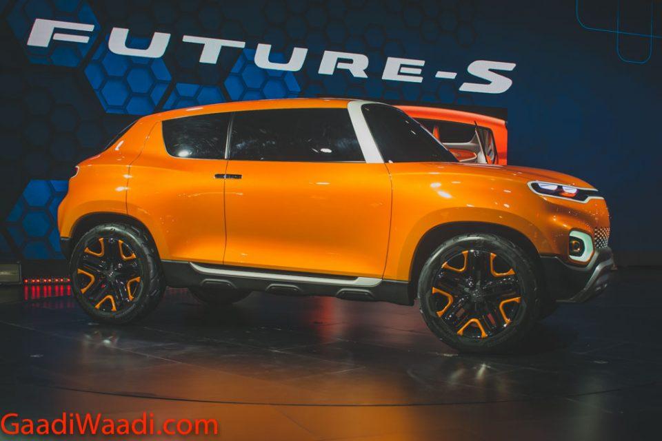Maruti Suzuki Concept Future S 1