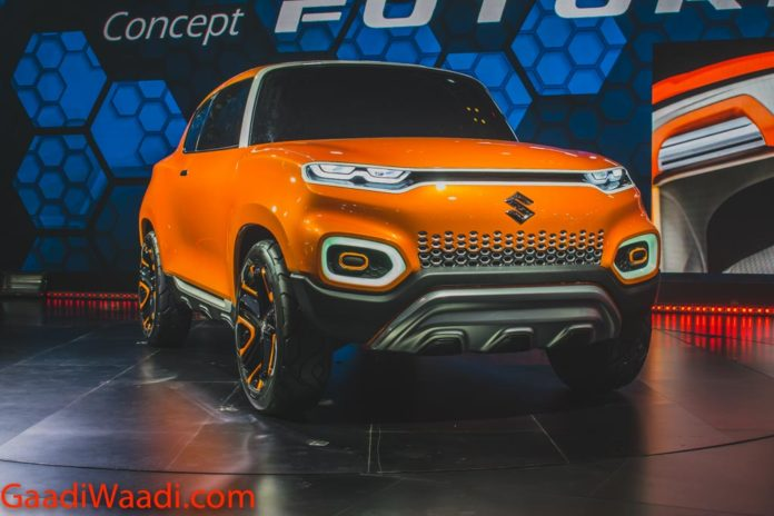 Maruti Suzuki Concept Future S 2