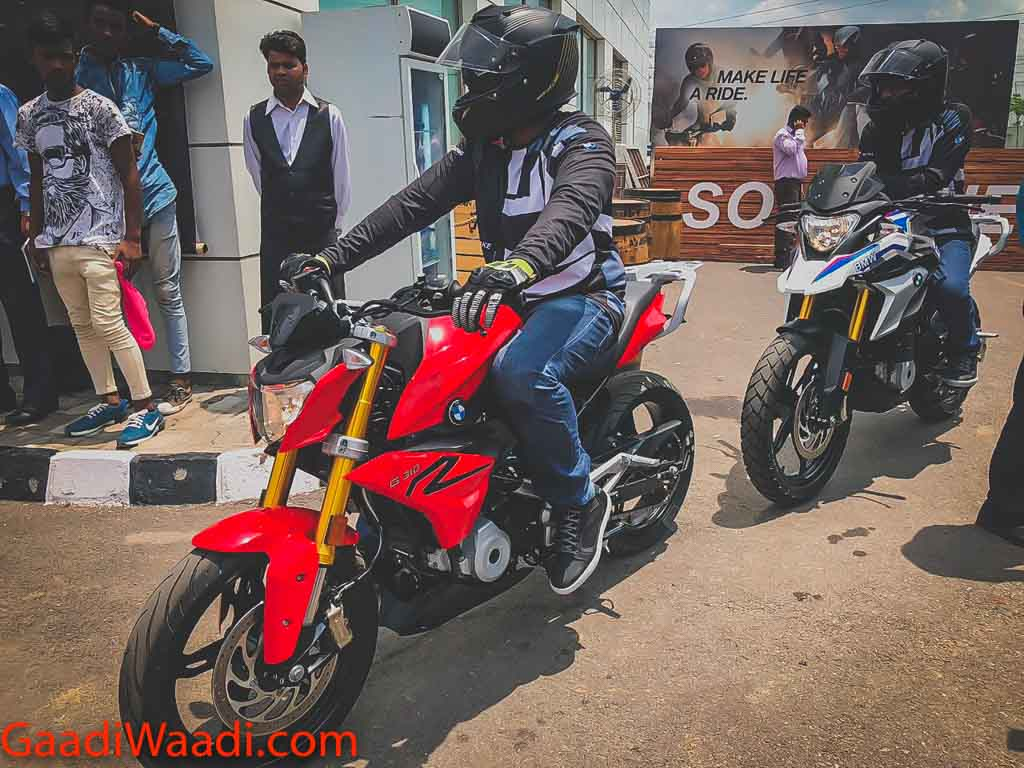 Much Awaited Bmw G310 Gs And Bmw G310 R Launched From Rs 2 99 Lakh