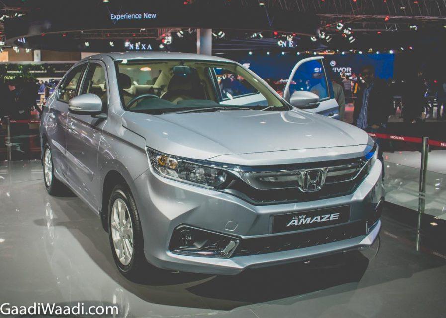 New 2018 Honda Amaze 2