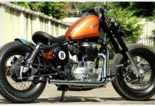 Rajputana-Customs-8-Ball-2 (Customised Royal Enfield Classic 500)