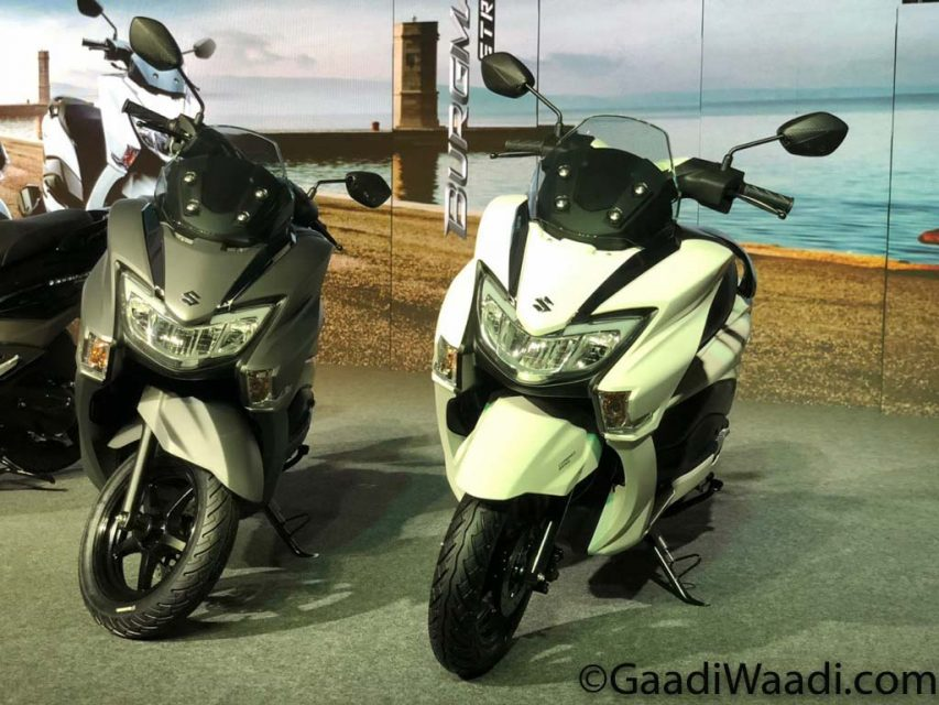 Suzuki Burgman Street 125 Launched In India, Price, Specs, Booking, Mileage, Features