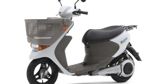 Suzuki e-Lets Electric Scooter