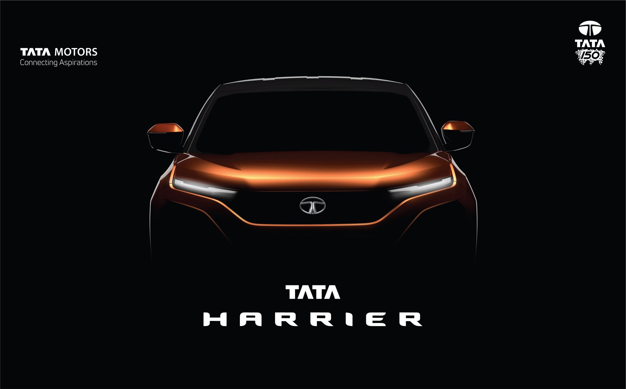 Official Tata Announces Harrier As Production Name Of