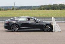 Tesla-Model-S-brake-test-failed