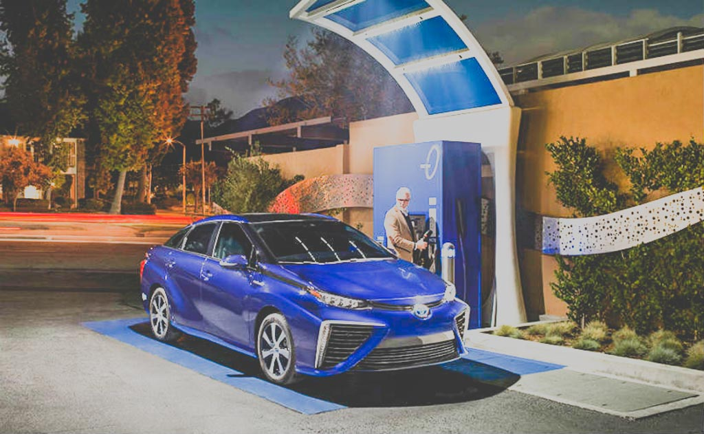 Toyota Mirai India Launch