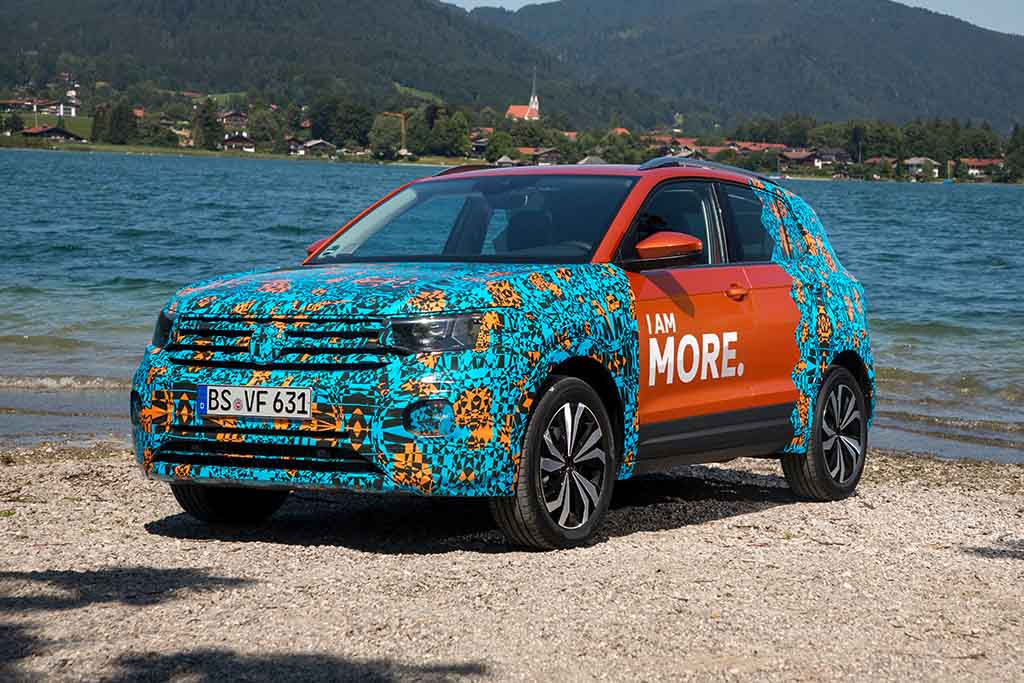 VW-T-Cross-India