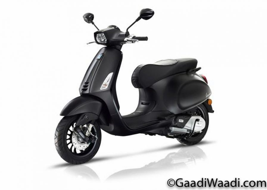 Vespa Notte Launched in India, Price, Specs, Mileage, Booking, Features 2-2
